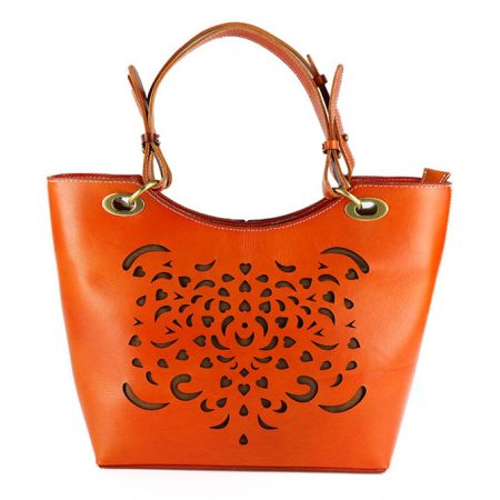 BG New Leather Handbag