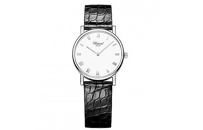 Chopin leather watch band