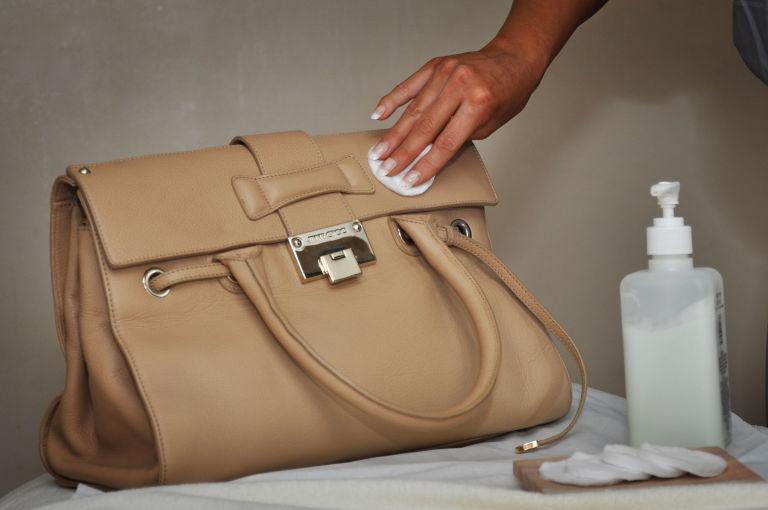 Clean Your Handmade Leather Handbags