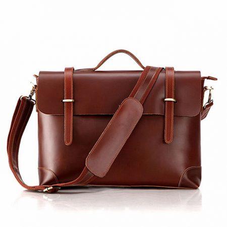 Fashion Leather Messenger Bag