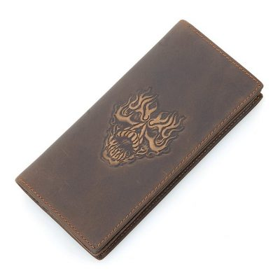 Mens Personalized Leather Wallets
