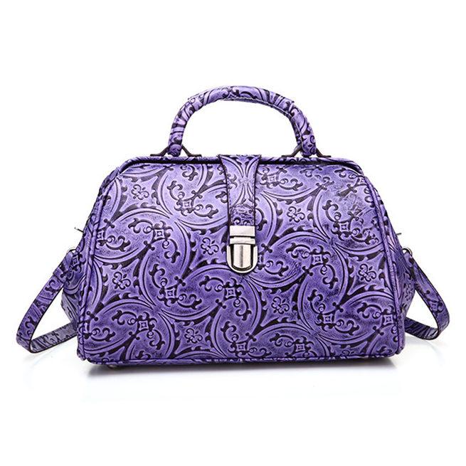 Timeless Small Leather Handbag