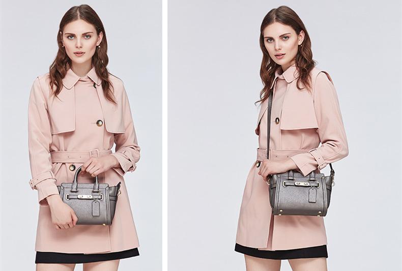 Candy color handbags