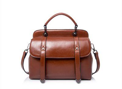 New simple retro leisure handbag