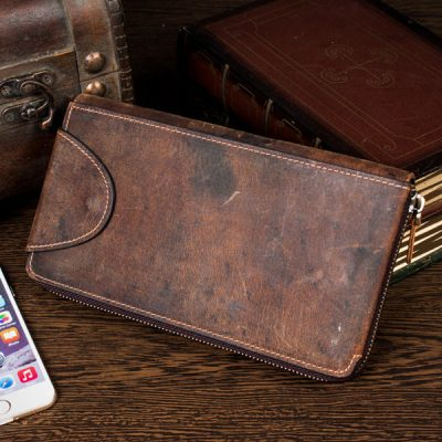 customized wallet craftwork