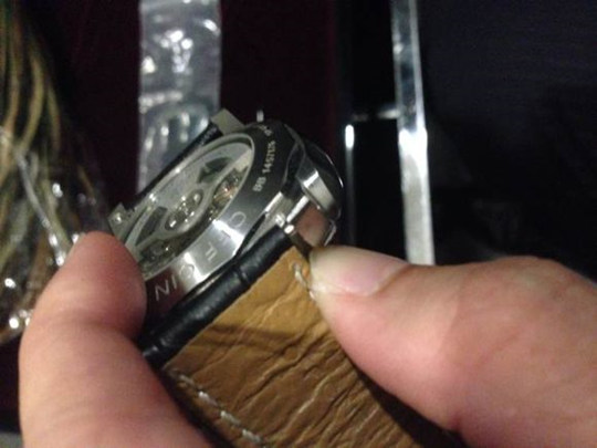 replace the watch band