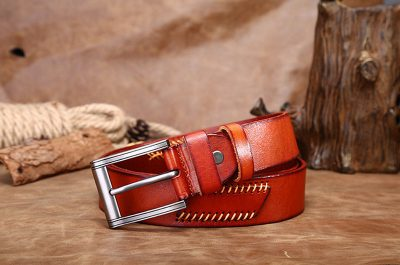 Fashion Leather Belt-Details