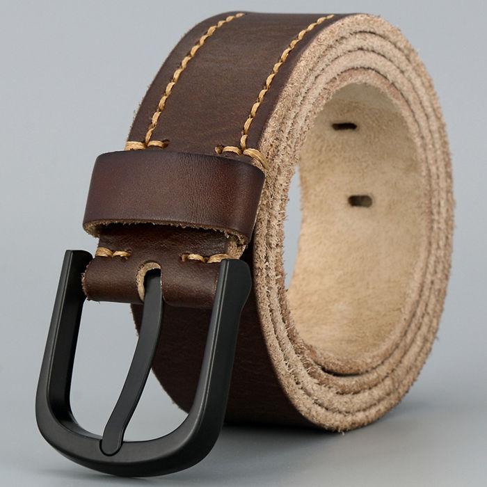 Nappa belts