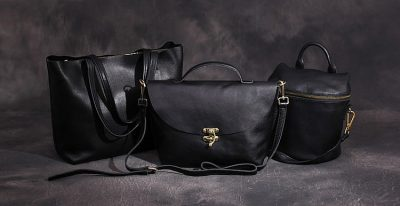 Right Leather Bag for Everyday