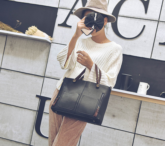 big leather bag better in autumn