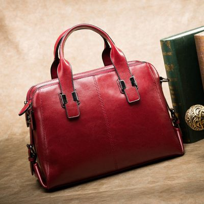genuine leather bags are usually expensive