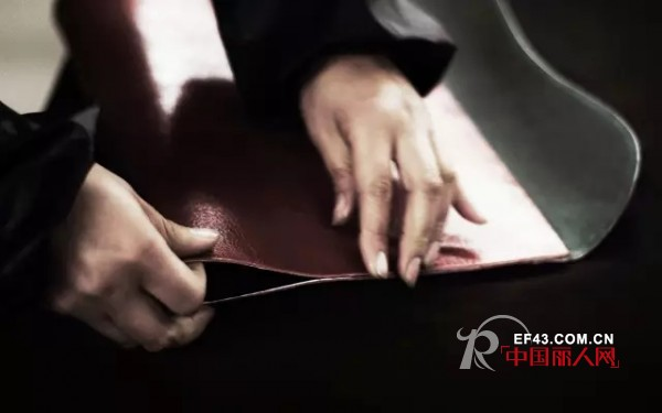 leather bag production process-combination