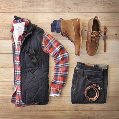 men's fashion collocation-1