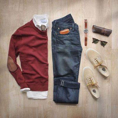 men's fashion collocation-2