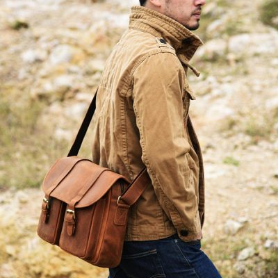messenger bags made from the highest quality leather