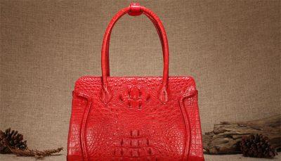 Alligators handbags for women