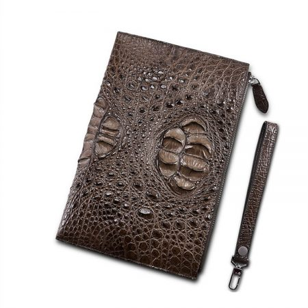 Casual Genuine Crocodile Wallet