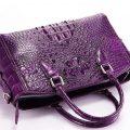 Crocodile Purse Handbag-1