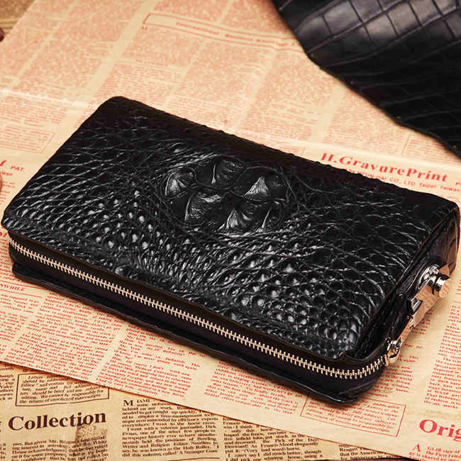 Exotic Skin Wallets