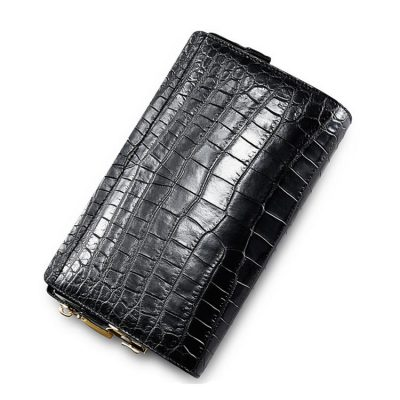 Large Genuine Crocodile Wallet