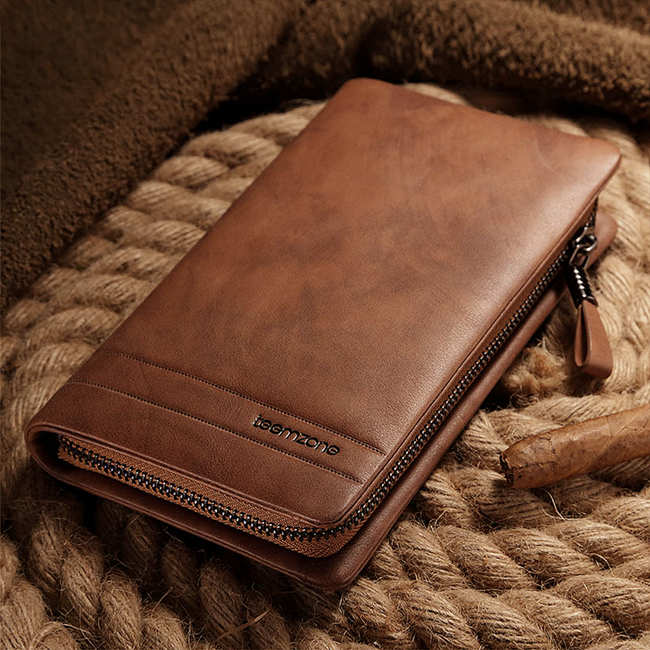 Leather Wallet is Every Man Must Have in Their Wardrobe