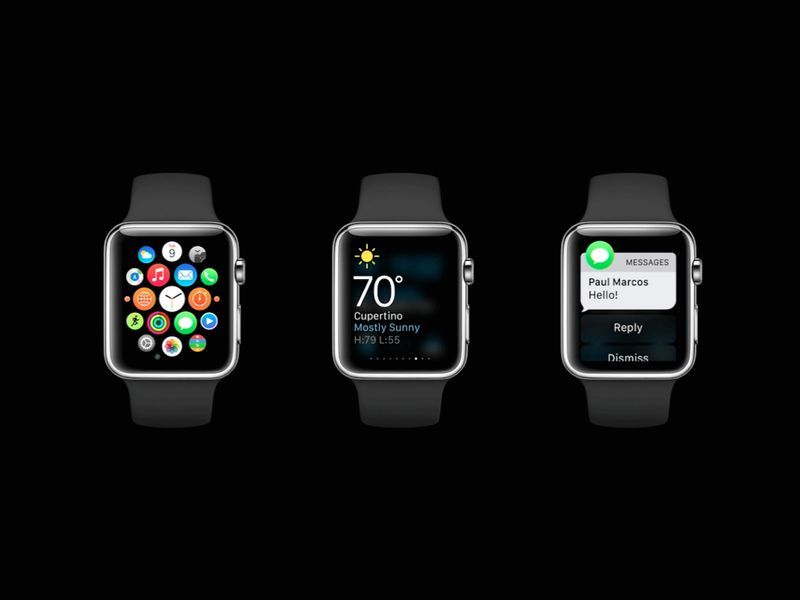 Apple Watch-Design