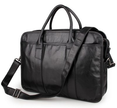 Leather Briefcase—An Investment in Your Professional Image