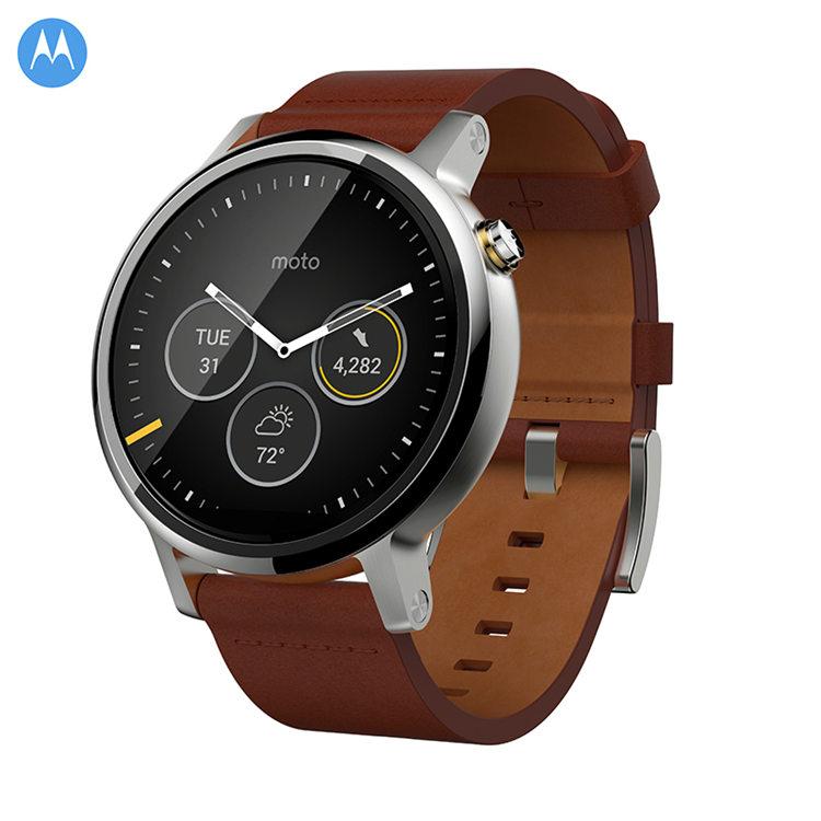 MOTO smartwatch