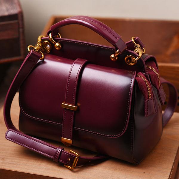 buy leather handbags
