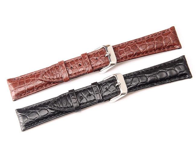 Alligator Leather Straps for Rolex