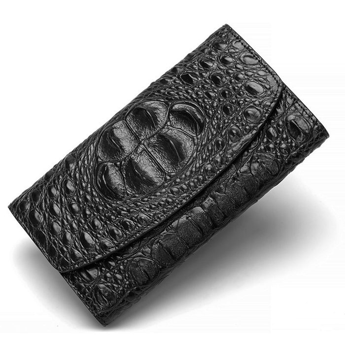 Tips for Buying Men's Crocodile Leather Wallet