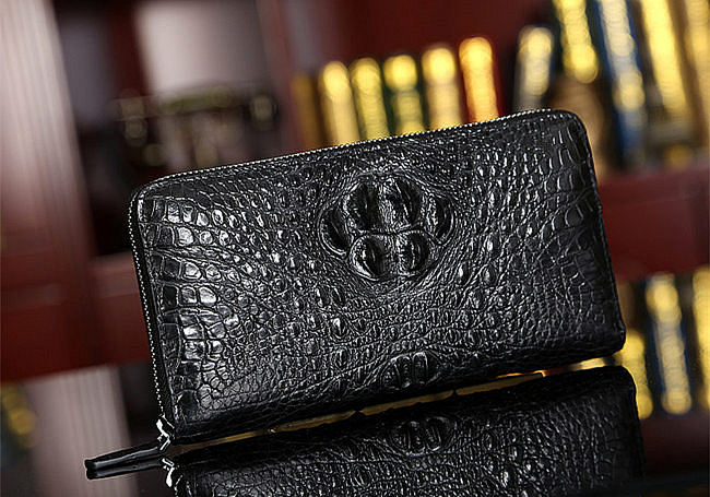 How Much Does A Crocodile Wallet Cost