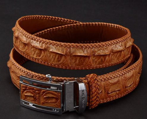 Crocodile Belt-ART.NO 009
