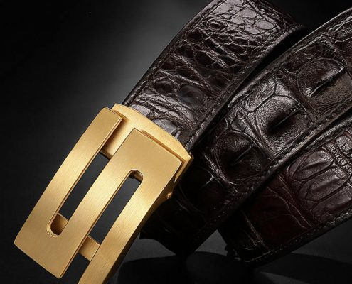 Crocodile Belt Art.No 0012