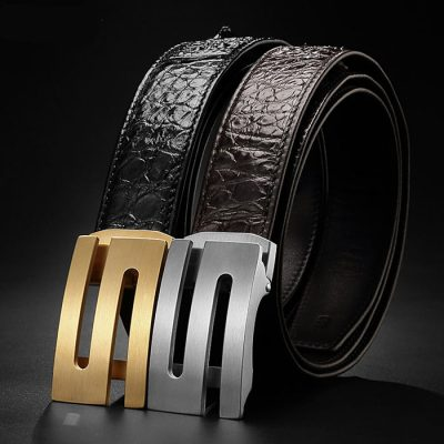 Crocodile Belts Art.No 0011