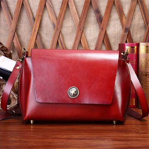 7cbe43e536 Handmade Leather Bag