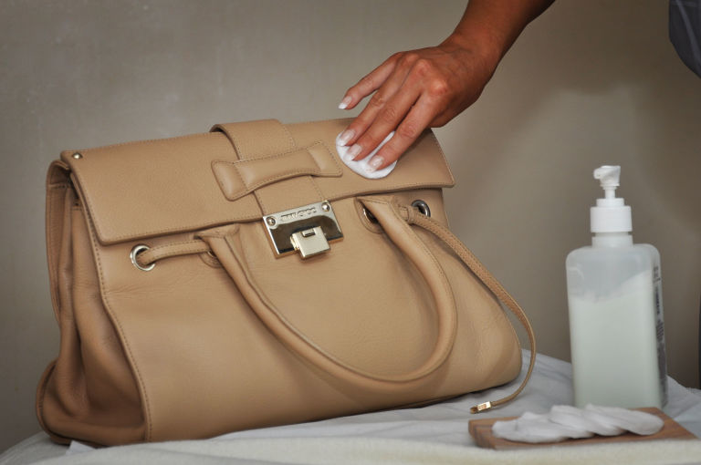 Clean Your Handmade Leather Handbags
