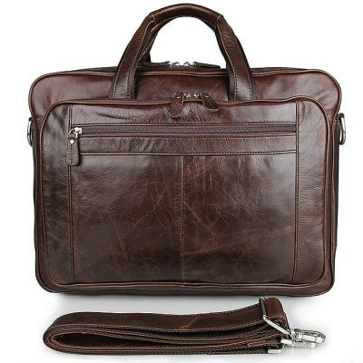 Fashion Leather Laptop Bag