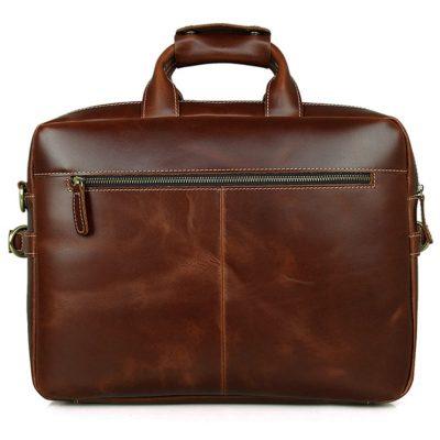 Large Capacity Messenger Bag-Back