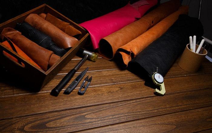 Calfskin-Brucegao Leather Bags