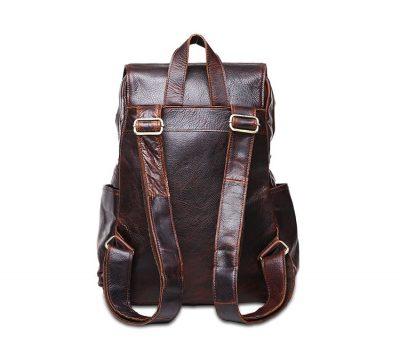 Fashion Travel Backpack For Men-Back