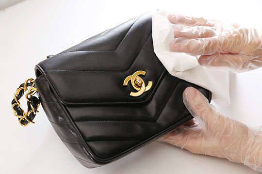 maintain genuine leather bags