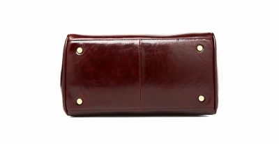 Designer Genuine Leather Handbag-Bottom