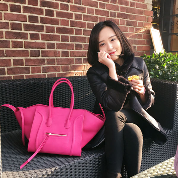 Italian leather bags for women-brucegao