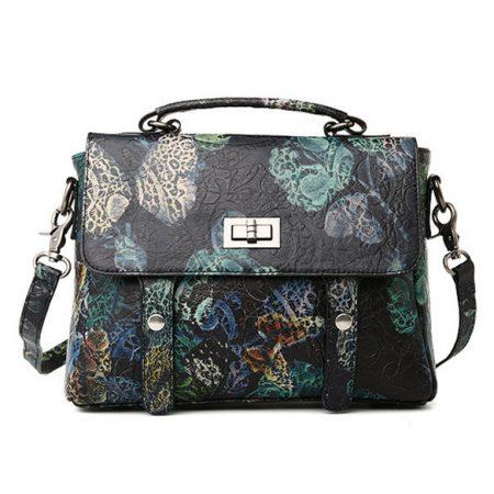 Leather Handbag Shoulder Bag Crossbody Bags