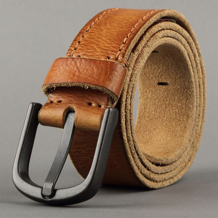 Leather Types Used For Belts