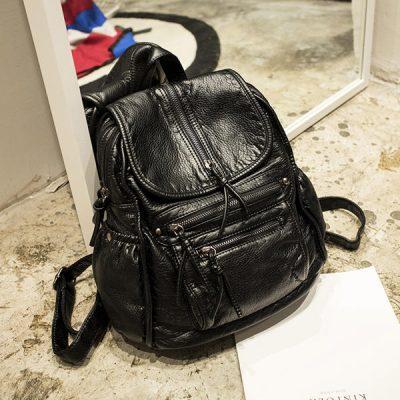 black fashion computer bags