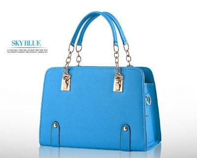 blue bag-Brucegao bags