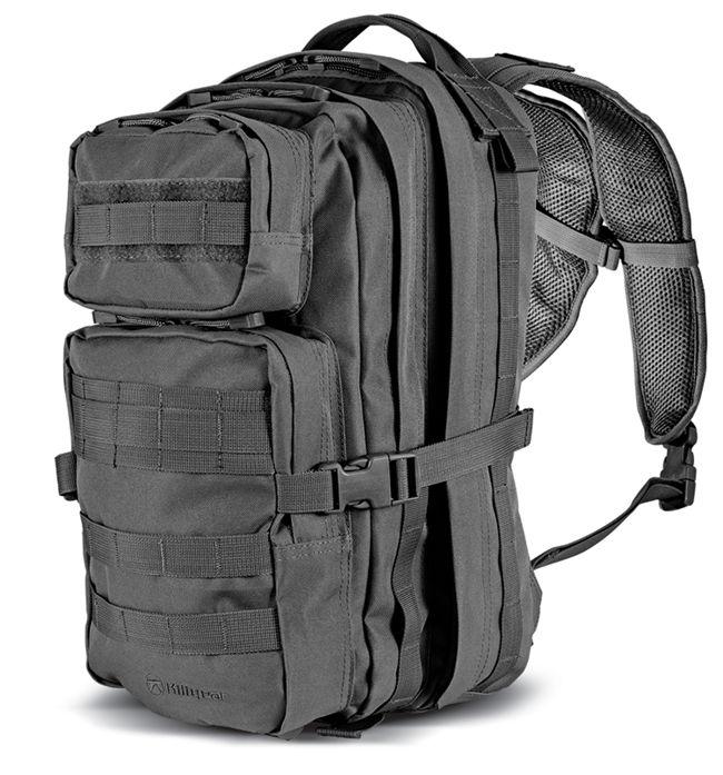 dark shoulder bag