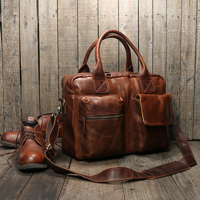 good quality of the Leather bag